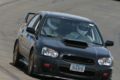 NASA Midwest Racers at Gateway International Raceway, April 2010