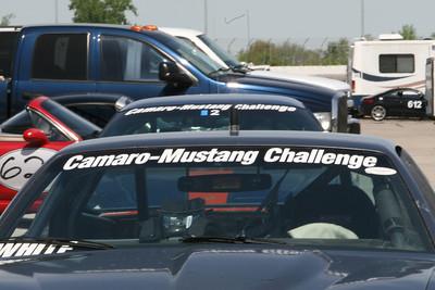 NASA Midwest Region teams at season opener at Gateway International Raceway, April 2010