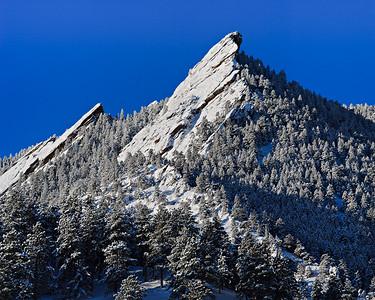 Chautauqa Park - Spring snow - Boulder, CO 3  vertical image stitch