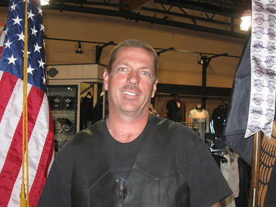 John S. > joins us August 2010 > He rides a '98 Road King. Welcome John.......We're glad to have you
