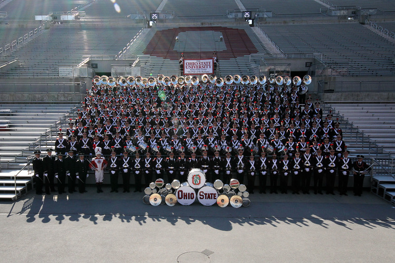 2010 OSUMB Group Photo