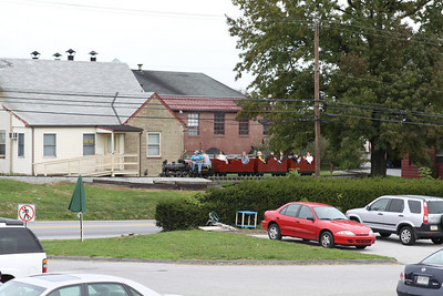 Strasburg Rail road Station