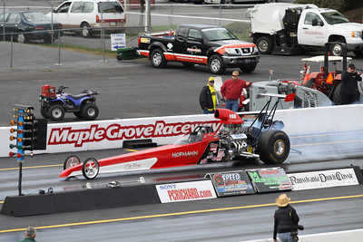 Top Sportsman Top Dragster and Comp Action