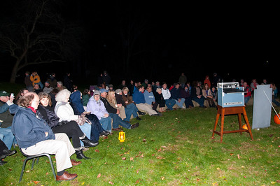 The darker side of Woodstock's history came alive at Spooky Woodstock.  Photos by nancy Nutile-McMenemy 11/4/10 edition.