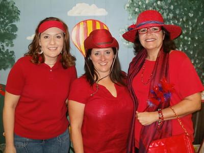2010-10-12 PreK-3 Red Day