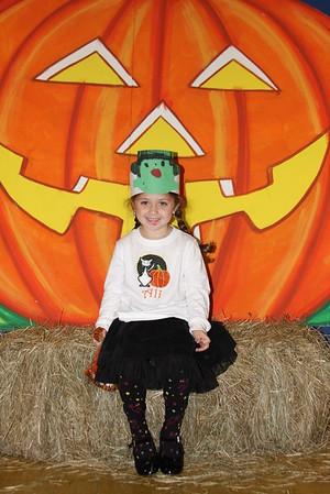 2010-10-28  PreK Halloween