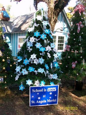 2010-11-16 SAMS Christmas Tree