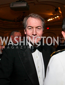 Charlie Rose. Photo by Tony Powell. Atlantic Council 2010 Annual Awards Dinner. Ritz Carlton. April 28, 2010
