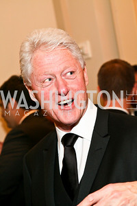 Bill Clinton. Photo by Tony Powell. Atlantic Council 2010 Annual Awards Dinner. Ritz Carlton. April 28, 2010