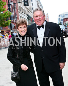 Photo by Tony Powell. Ford's Theatre Gala. June 6, 2010. Suzie Dicks and Congressman Norm Dicks
