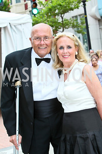 Photo by Tony Powell. Ford's Theatre Gala. June 6, 2010. Congressman John and Debbie Dingell