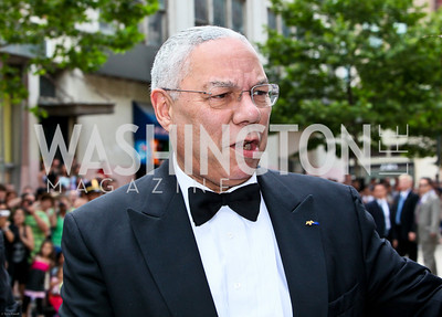Photo by Tony Powell. Ford's Theatre Gala. June 6, 2010. Colin Powell