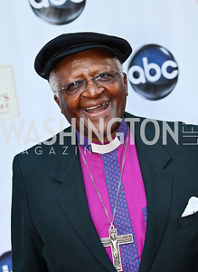 Photo by Tony Powell. Ford's Theatre Gala. June 6, 2010. Archbishop Desmond Tutu