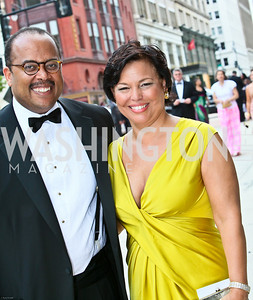 Photo by Tony Powell. Ford's Theatre Gala. June 6, 2010. Debra Lee