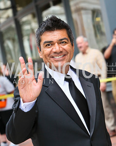 Photo by Tony Powell. Ford's Theatre Gala. June 6, 2010. George Lopez
