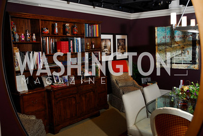 Kyle Samperton, October 20, 2010, 2010 Hall of Fame Design House