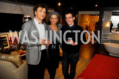 Kyle Samperton, October 20, 2010, 2010 Hall of Fame Design House,  Vincent Sagart, Helena Sagart, Valentine Marziale