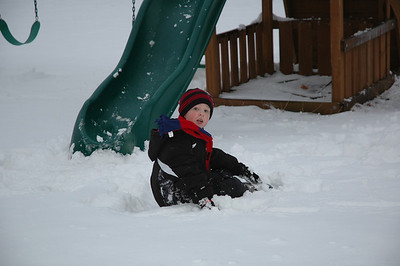2010 January Snowman