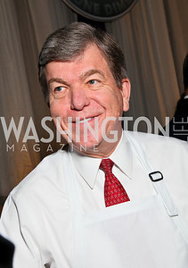 Congressman Roy Blunt. Photo by Tony Powell. March of Dimes Gourmet Gala. Building Museum. April 14, 2010