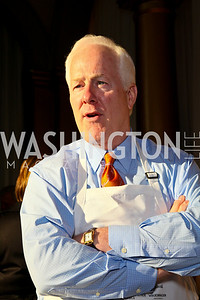 Senator John Cornyn. Photo by Tony Powell. March of Dimes Gourmet Gala. Building Museum. April 14, 2010