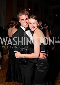 Photo by Tony Powell. The 2010 Opera Ball. Russian Federation. May 21, 2010. Brian Bernhards, Laura Wagstaff