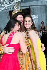 Photo by Tony Powell. The 2010 Opera Ball. Russian Federation. May 21, 2010. Grace Ko, Julia Ehrgood