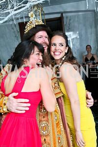 Photo by Tony Powell. The 2010 Opera Ball. Russian Federation. May 21, 2010. Grace Ko, Julia Ehrgood
