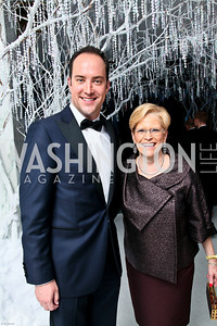 Photo by Tony Powell. The 2010 Opera Ball. Russian Federation. May 21, 2010. David Vennett, Josephine Cooper