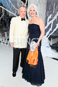 Photo by Tony Powell. The 2010 Opera Ball. Russian Federation. May 21, 2010. Benno Gerson, Nino Corby