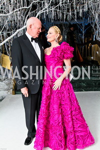 Photo by Tony Powell. The 2010 Opera Ball. Russian Federation. May 21, 2010. Michael and Susan Pillsbury