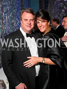 Photo by Tony Powell. The 2010 Opera Ball. Russian Federation. May 21, 2010. Curtin and Deborah Winsor