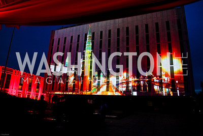 Photo by Tony Powell. The 2010 Opera Ball. Russian Federation. May 21, 2010. Russian Federation facade