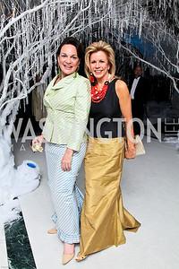 Photo by Tony Powell. The 2010 Opera Ball. Russian Federation. May 21, 2010. Grace Bender, Susan Bennett