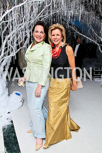 Photo by Tony Powell. The 2010 Opera Ball. Russian Federation. May 21, 2010. Grace Bender, Susan Bennett
