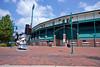 Hadlock Field Baseball stadium home of the Portland Seadogs