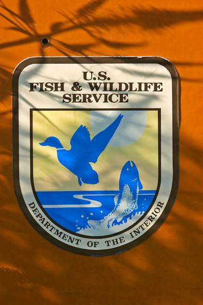 Emblem at Great Bay National Wildlife Refuge