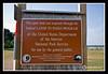 National Park Sign at Fort Stark