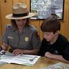 Oregon Caves Junior Rangers