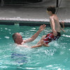 Swimming at Whispering Woods, Welches, OR