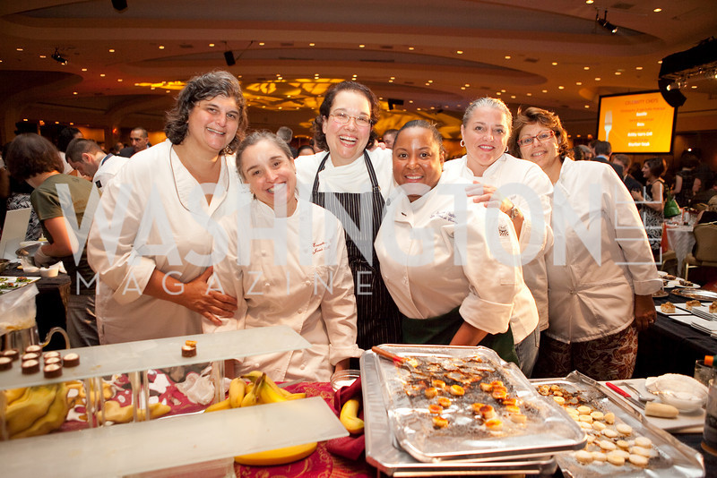 15 Ria, 20th Anniversary Chefs Best Dinner Auction, Ben Bates, Culinary Products, Food Friends, ING, Iheria Clayton, Janis Mcdean, June 14 2010, Lisa Ekus, Photo by JB Yong, Sofitel Hotel, Virginia Willis, Women Chefs Restauranteurs, 20th Anniversary Chefs Best Dinner Auction,