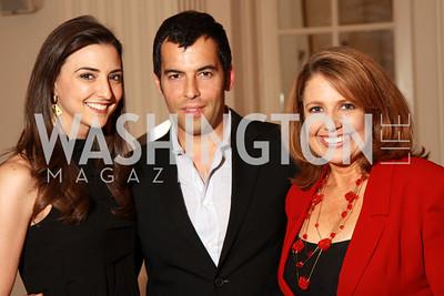Kate Michael, Arash Skirazi, Rebecca Cooper
