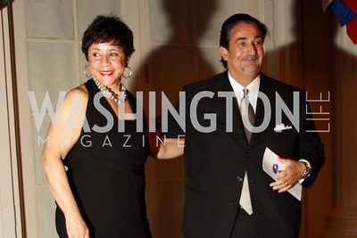 Sheila Johnson, Ted Leonsis