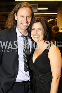 Arik Cooper, Lauren Weintrab. Photo by Alfredo Flores. 30th Annual Kidney Ball benefitting the National Kidney Foundation at Washington Hilton.