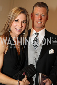 Andi Kay, Kenny Light. Photo by Alfredo Flores. 30th Annual Kidney Ball benefitting the National Kidney Foundation at Washington Hilton.