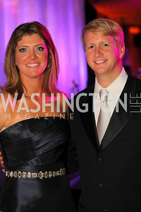 Norah O'Donnell.  The 32nd Annual Ambassadors Ball. Photos by Alfredo Flores.