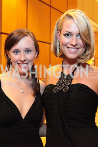 Allison Ford, Kate Sullivan. The 32nd Annual Ambassadors Ball. Photos by Alfredo Flores