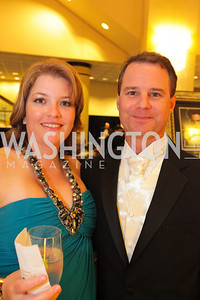 Hanneke Talbot, Matthew Talbot. The 32nd Annual Ambassadors Ball. Photos by Alfredo Flores