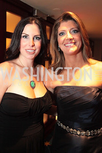 Amy Baier Norah O'Donnell. The 32nd Annual Ambassadors Ball. Photos by Alfredo Flores.