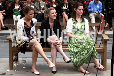 Alix Brown, Colleen Flynn, Meghan Donaghue