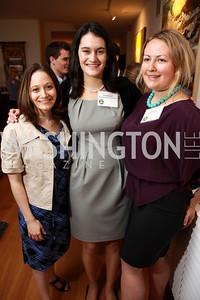Hillary Shayne, Liz Copeland, Lydia Hall